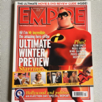 Empire Magazine December 2004 issue 186 Ultimate Winter Preview